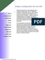 DOCUMENTO DE APOYO No. 1 CURSO COMPLETO DE REDES-MONTAJE Y CONFIGURACION