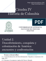 Unidad 2 Descubrimiento, Conquista y Colonización de America