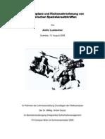 Risikoakzeptanz und Risikowahrnehmung von militärischen Spezialeinsatzkräften