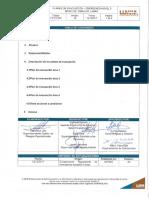 PG-PE-022 Planes de evacuación emergencia nivel 3 muro de embalse lamas