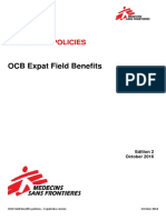 OCB Expat Field Benefits