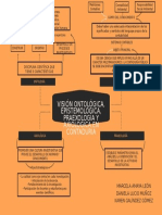 visión ontológica, epistemológica y axiologica en contaduría