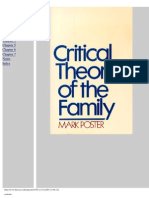 Critical Theory of Family