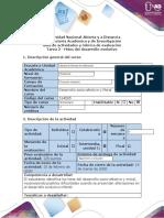 Guía  - Tarea 2 - Hitos del desarrollo evolutivo.docx