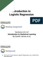 Intro to Logistic Regression.pdf