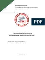 proyectopara implementar un taller de  fundicion iai.docx