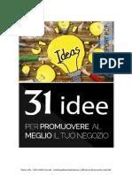 31 idee per promuovere al meglio un negozio-Cliento School
