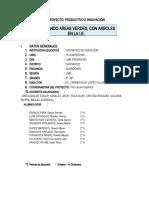 PROYECTO-PLAN CAMBIO CLIMATICO