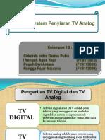 Makalah System Penyiaran TV Analog