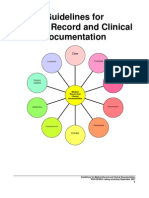 2007 Guidelines for Clinical Doc