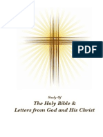 Letters From God and His Christ_Letter Study