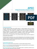APEC Brochure
