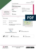 [Venue Ticket] Paket Berempat - Taman Pantai - Ancol Regular - V29738-2B600-661