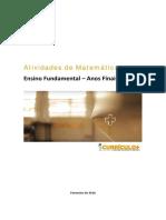 Atividades de Matemática - Ensino Fundamental - Anos Finais