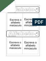 Alfabeto interativa