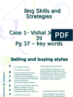 Ch 2 - Selling Skills and Strategies