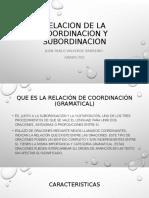 RELACION DE LA COORDINACION Y SUBORDINACION.pptx