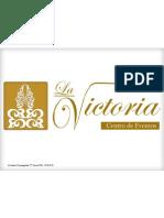 Logo Victoria- Andres Caragulla