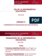 ESCUELA CONSTRUCTIVISTA, ESCUELA EMANCIPADORA (1)