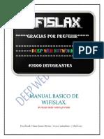 Manual Wifislax 2000 integrantes Deep Web N3twork