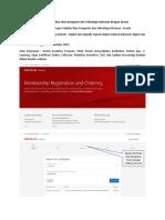 Kerjasama Fakultas Ilmu Komputer dan Teknologi Informasi dengan Oracle.docx