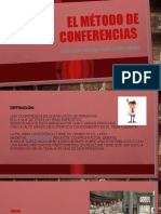 El método de conferencias