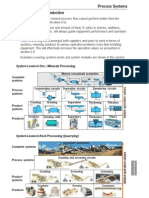 Basics in Mineral Processing-process Systems
