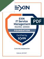 Guia de Preparacion ISO 20K -EXIN