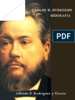 Biografía de C.H.Spurgeon, su Vida y su Obra