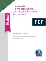 Desarrollo comportamental y crianza adecuada en caninos- Snitcofsky- Gira Eukanuva (2017).pdf