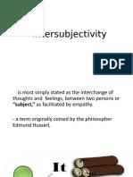 intersubjectivity.pptx