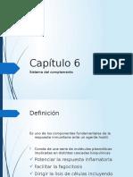 Capítulo 6 sistema del complemento.pptx