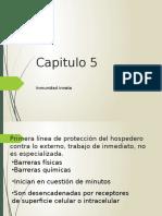 Capitulo 5 inmunidad innata.pptx