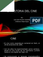 historia del cine diapositivas
