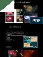 Formacion planetaria