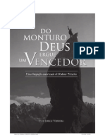 Do Monturo Deus Ergue Um Vencedor