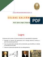 Celda galvánica