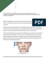 5 - Mesoterapia y electroporación