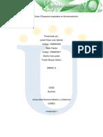 Unidad 2 Especies empleadas en biorremediación