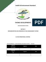 3.6.29  Contractors and Contract Controls Procedure