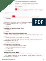 Curso gratis de Excel 2016. aulaClic- Autoevaluación 3