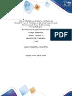 Unidad 2 Fase 2 - Realización del estudio de mercado internacional