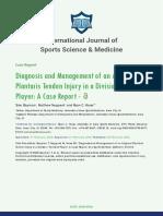 International Journal of Sports Science & Medicine