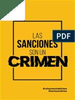 Las sanciones son un crimen..pdf