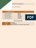 Artwork Plan Worksheet 1