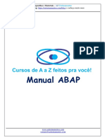 Manual ABAP Man