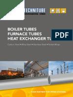 BoilerTubes - Technitube