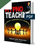 Buku Hypnoteaching Ridwan Sank Hipnovato