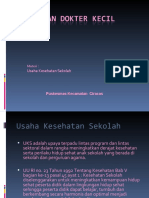UKS -dokcil flow