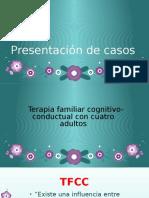 Terapia familiar cognitivo-conductual con cuatro adultos